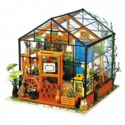 Robotime 15 Kinds DIY House...