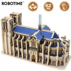 Robotime Memorable DIY 3D...