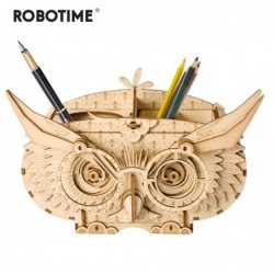 Robotime 10 Kinds DIY 3D...